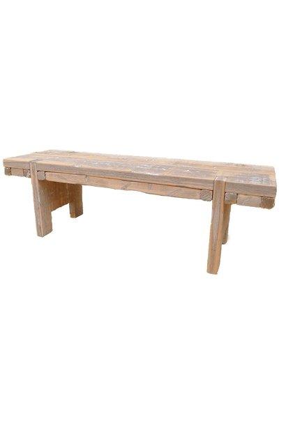 großer Fensterbank-Tisch