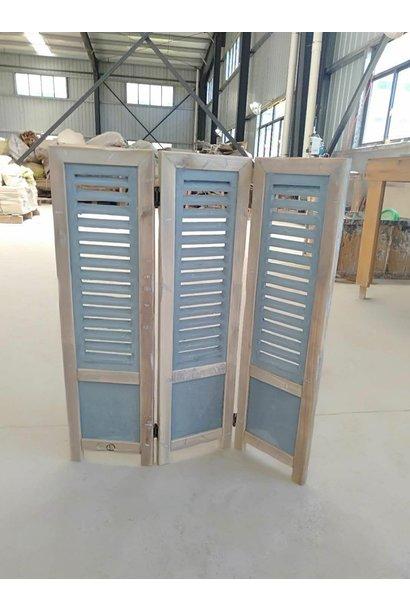 shutter 70 cm blue