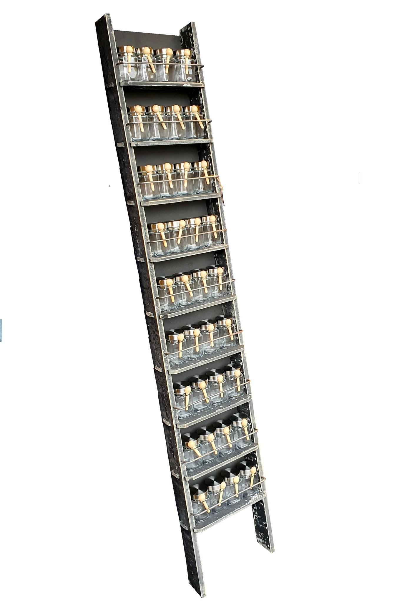 home dec    black berlin    herb stairs 200-8