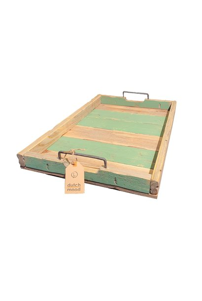 tray robust green