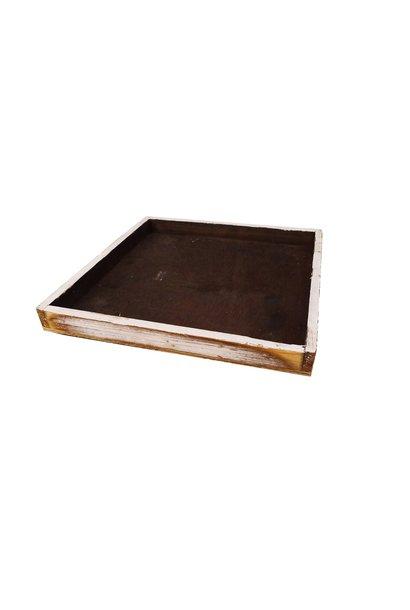 tray chocolade 25x25