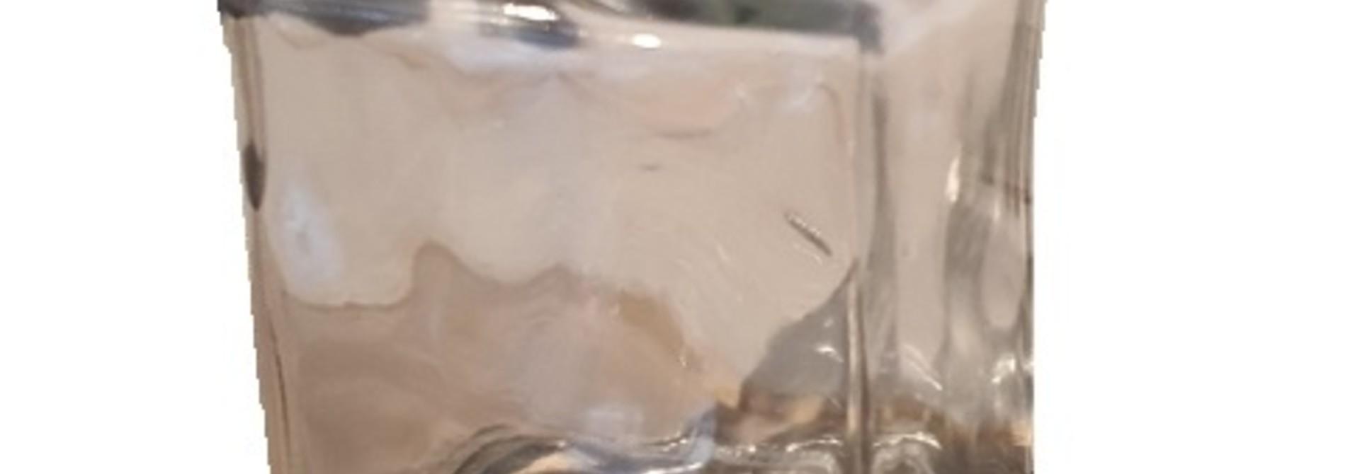 vase glass anne 7.5 /7.5