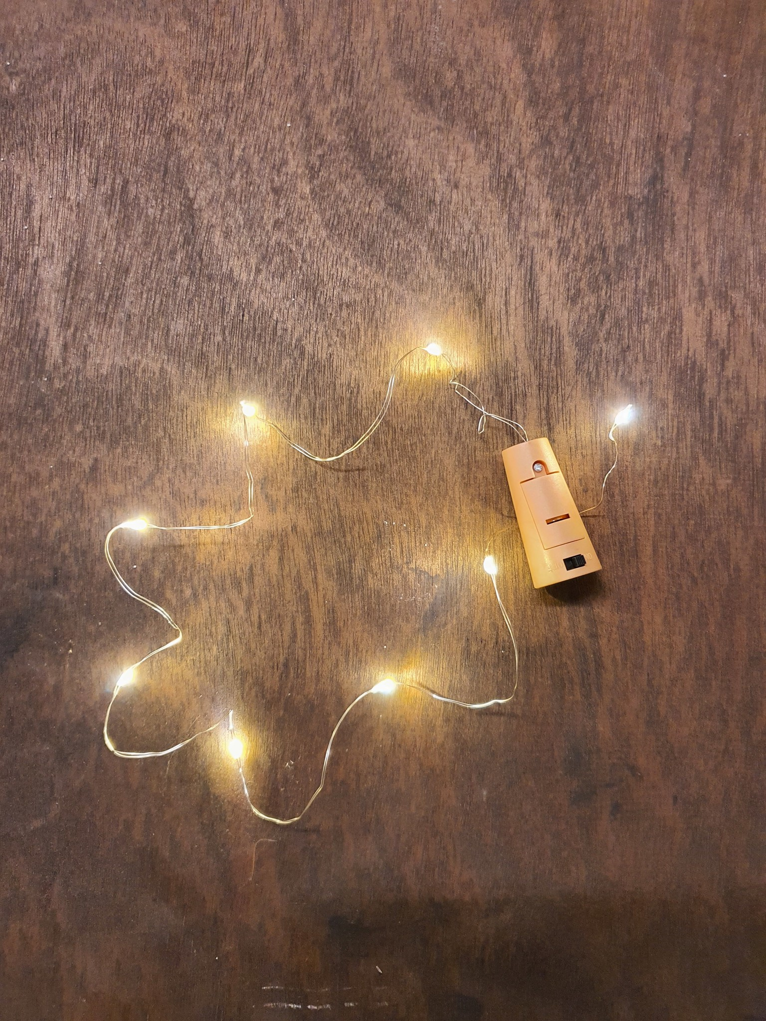 home dec electrical wire/cord 8 LED 80 cm-2