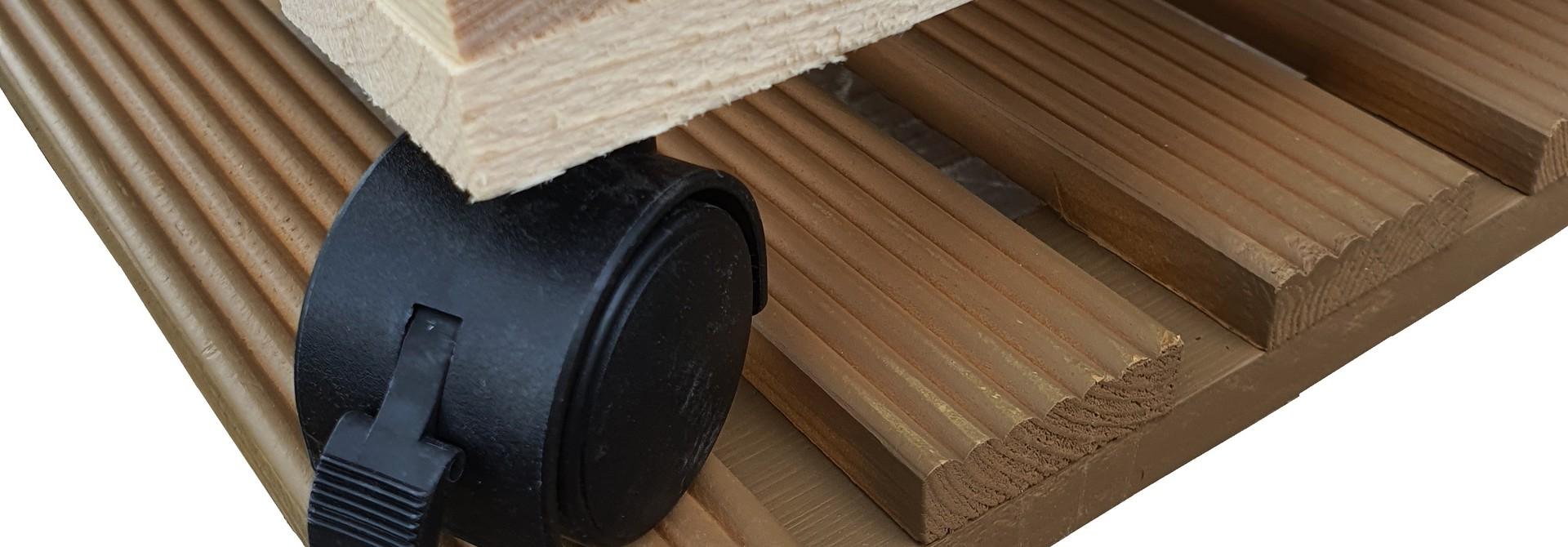home dec wood plant roller mix 29