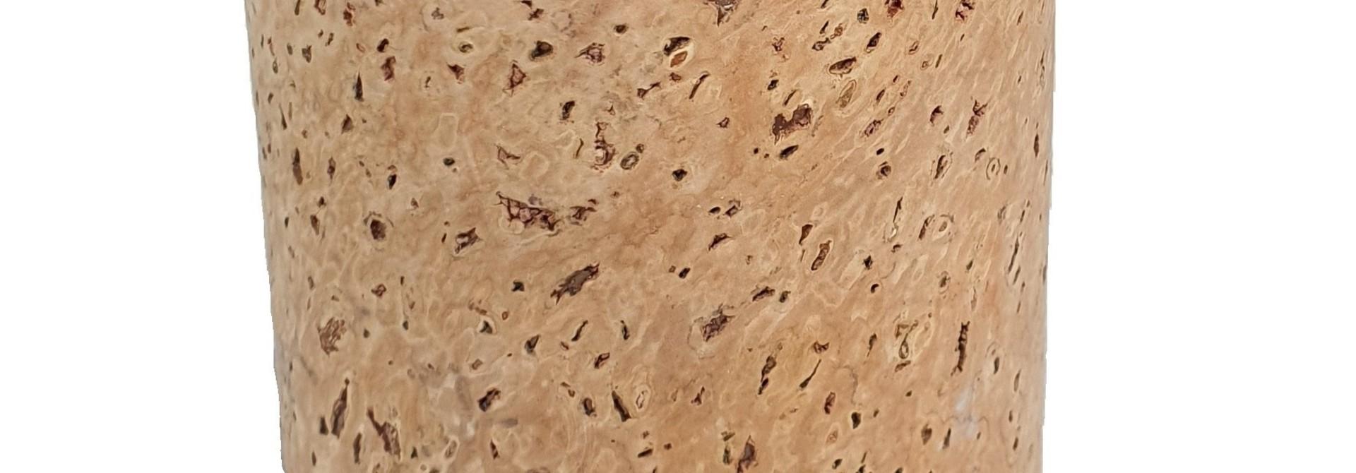 cork layer 8,5cm