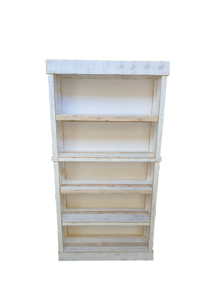 Cabinet ibiza white