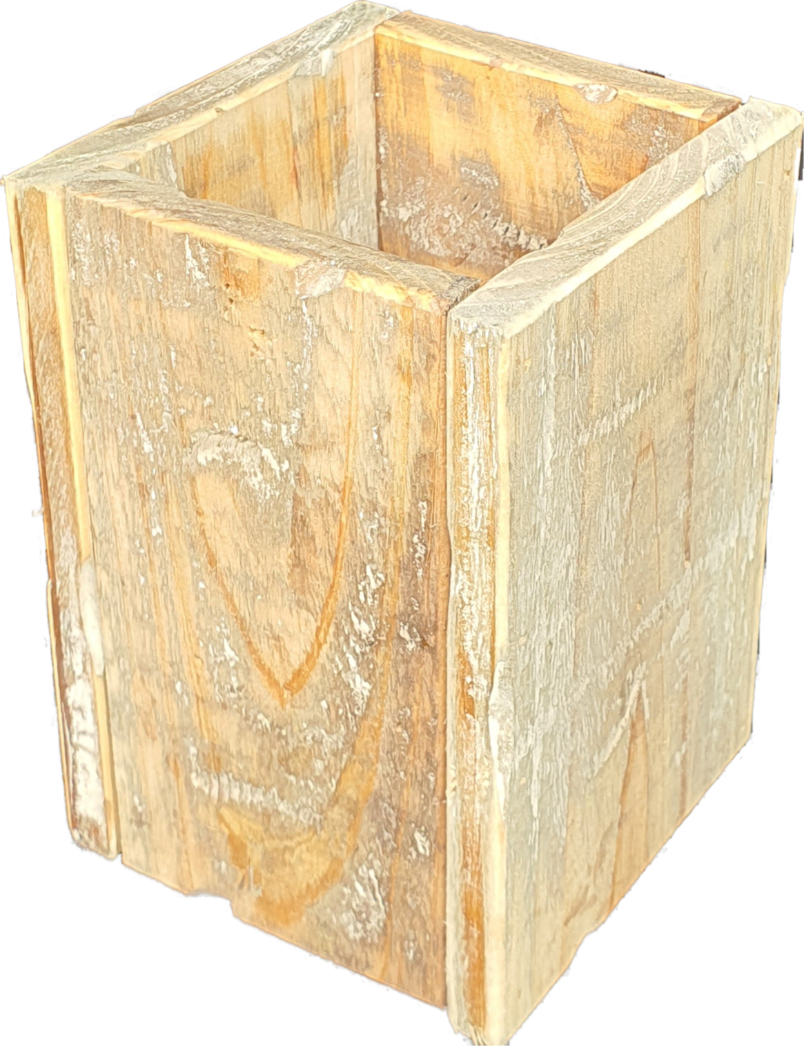pot old dutchglass hold 2 sides 15-1