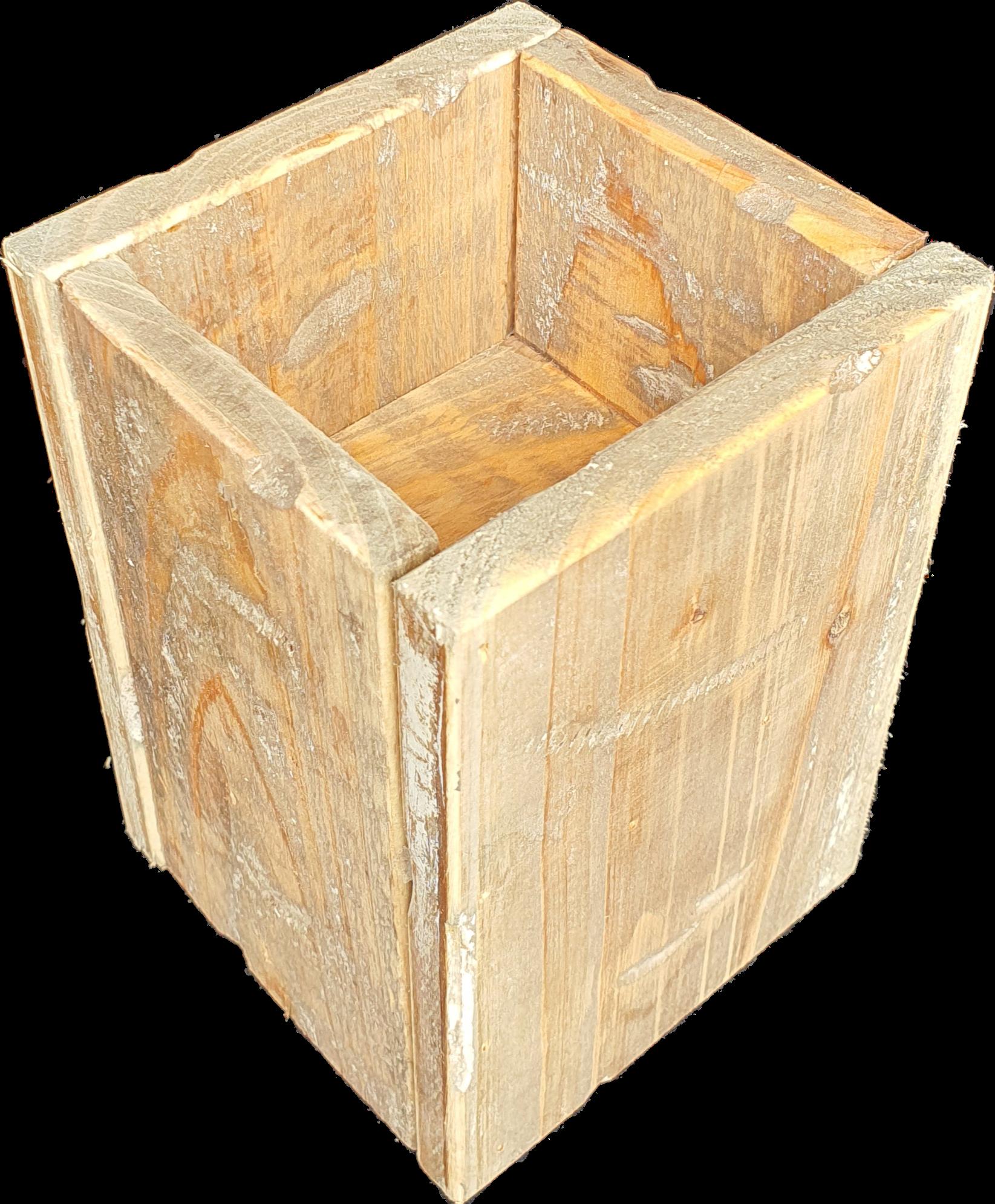 pot old dutchglass hold 2 sides 15-3