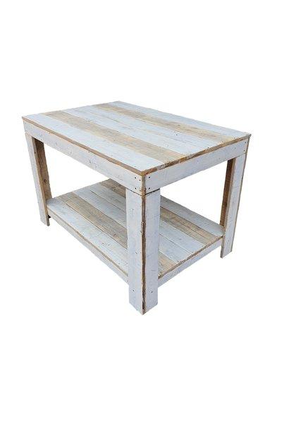table ibiza white