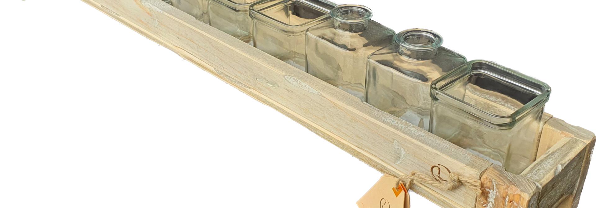 tray old dutch glass hold narrow 95