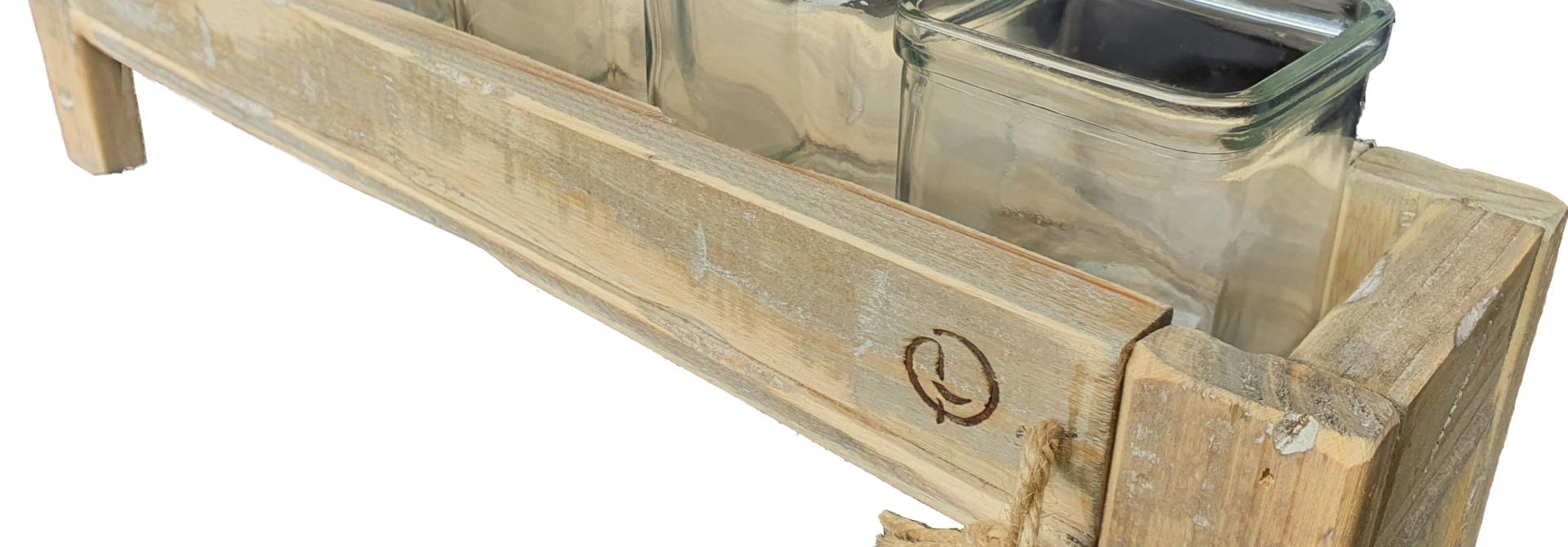 tray old dutch glass hold narrow 50