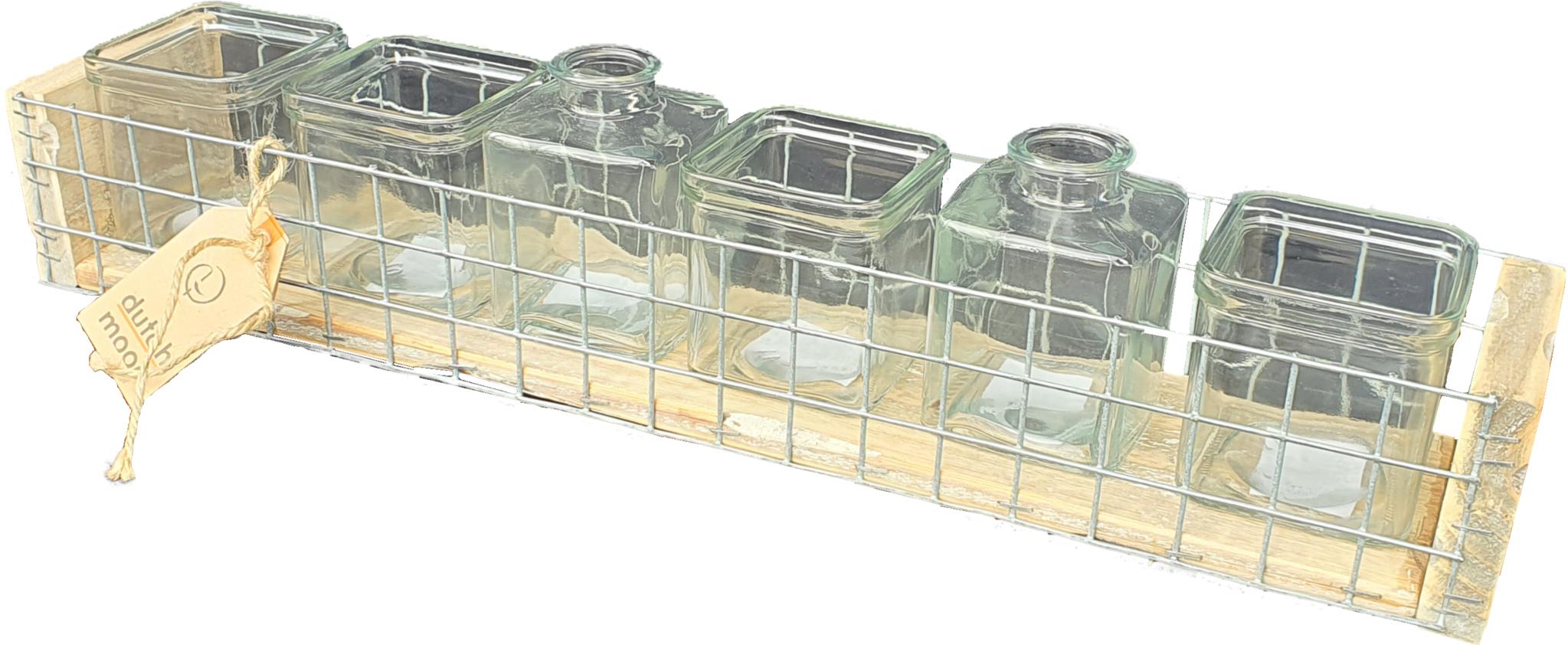 trayold dutchglass bask SQ6-1