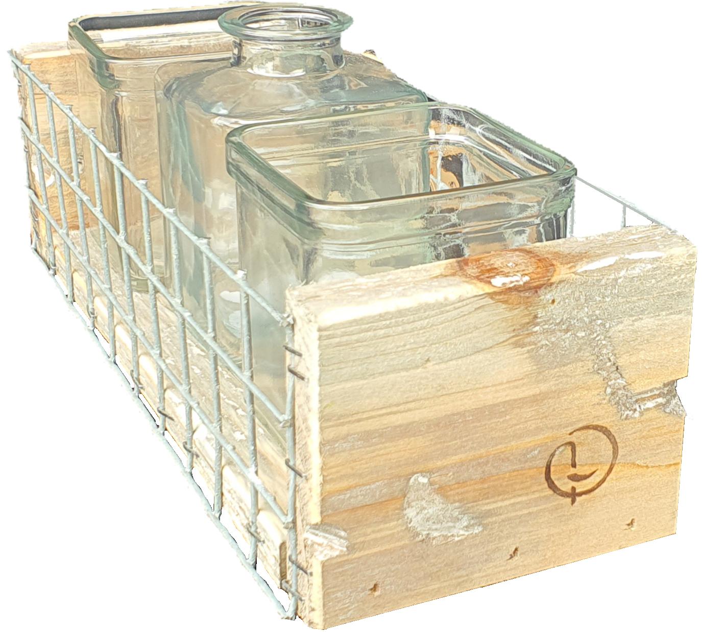 tray old dutchglass bask SQ3-1