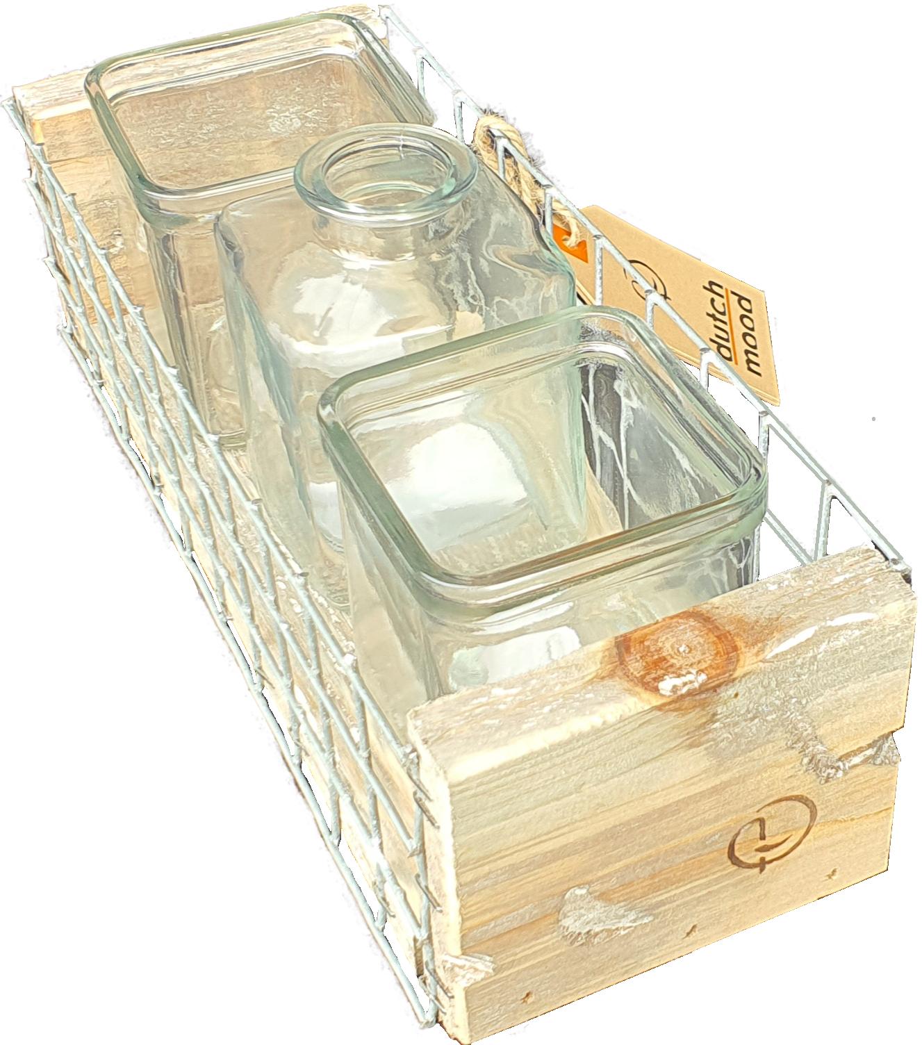 tray old dutchglass bask SQ3-2