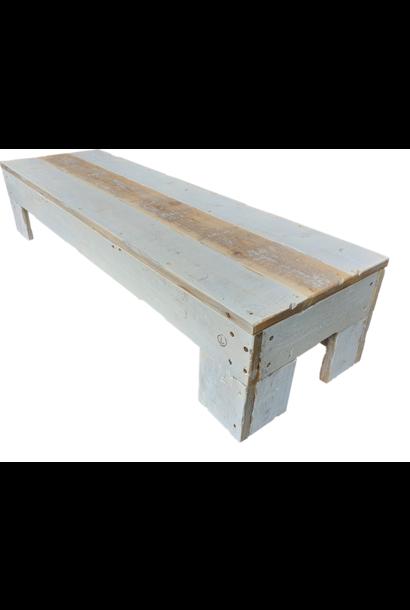 ibiza white opzet tafel