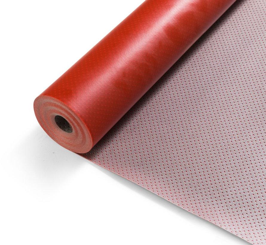 RedFloor 1,2 mm 200 mu +10 dB PVC klik rol 15 M²
