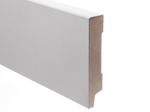 Plintonline GLADDE PLINT MDF-V313 12 x 70 mm