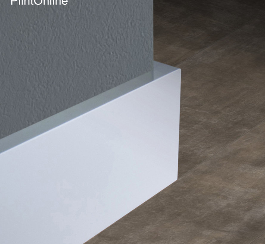 GLADDE PLINT MDF-V313 9 x 90 mm