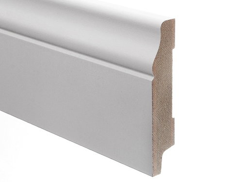 Plintonline GOLF PLINT MDF V-313 12 x 90 mm