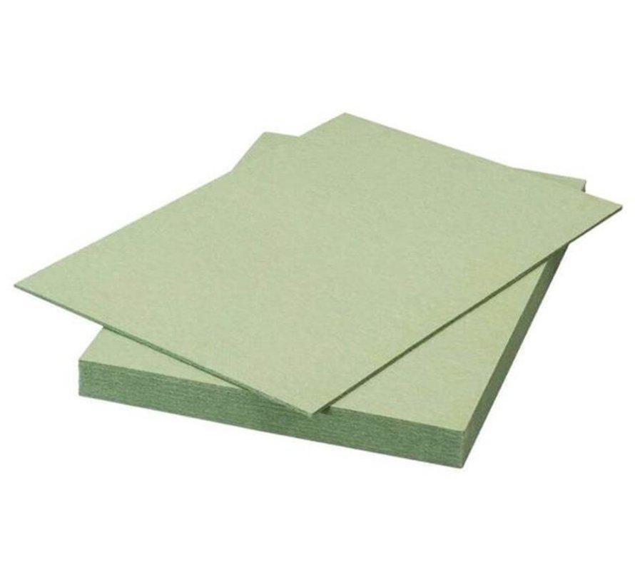Ondervloerplaat groen - 7mm, 59x79cm 10,25m2