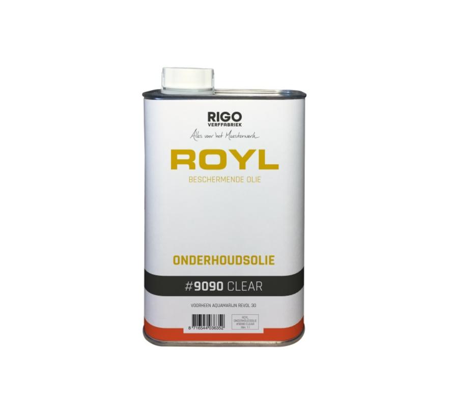 ROYL ONDERHOUDSOLIE CLEAR  # 9090