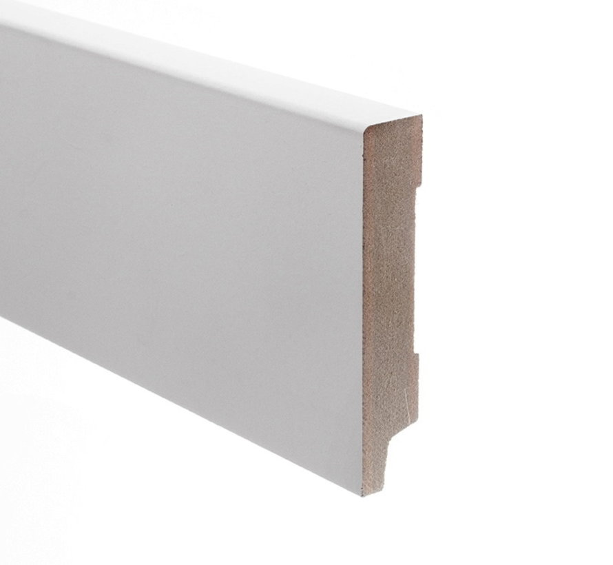 GLADDE PLINT MERANTI 9 x 45 mm