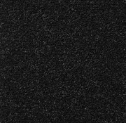 Maximus Zwart schoonloopmat 130 cm breed per 10 cm