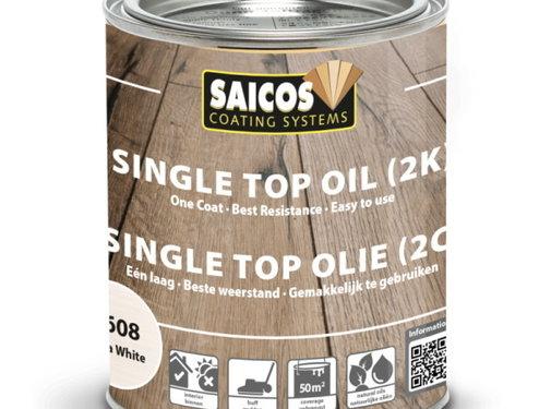 Saicos Saicos Single Top Oil 2C 4677 Graphite
