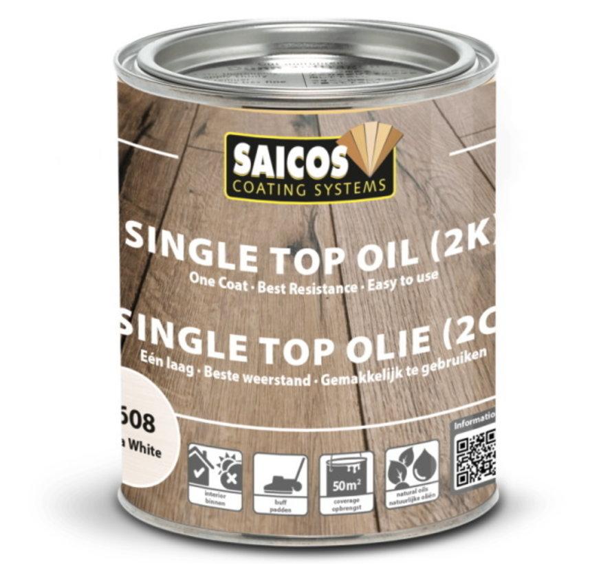 Saicos Single Top Oil 2C 4681 Walnut