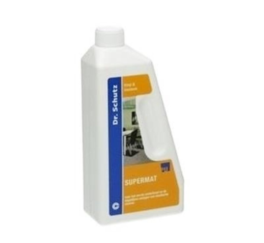 Dr. Schutz Vinyl polish Supermat 0,75 L