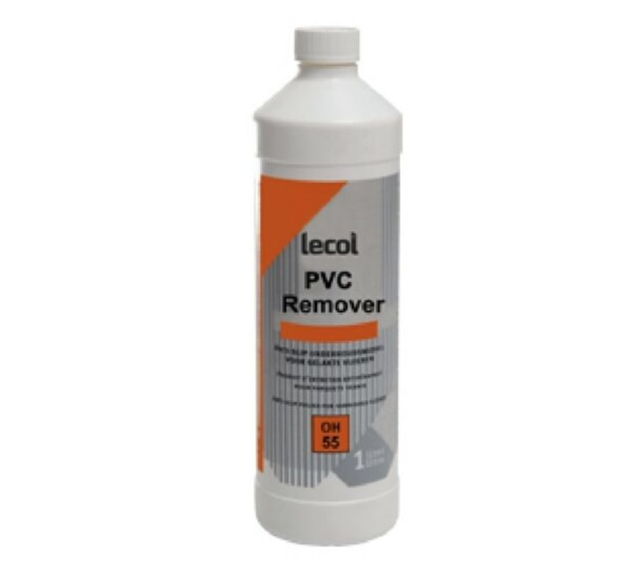 Lecol OH-55 PVC Remover (intensief reiniger) 1 L