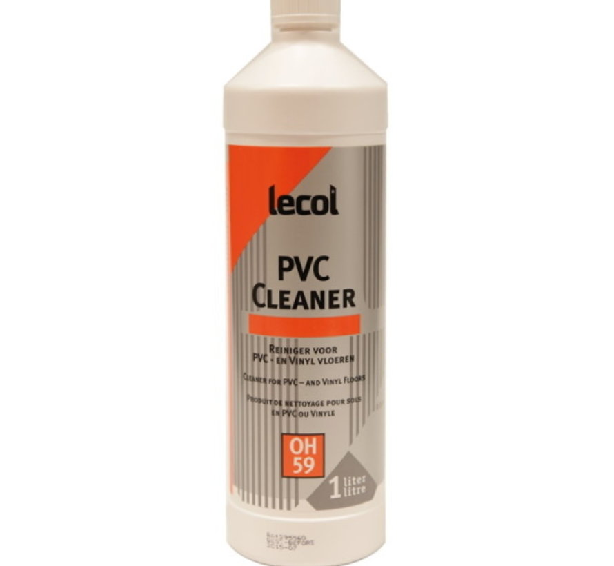 Lecol OH-59 PVC Cleaner 1 L