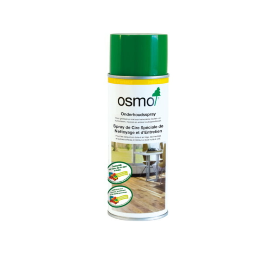 OSMO Onderhoudsspray 3029 0,4 L
