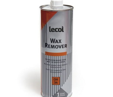 Lecol Lecol Wax Remover OH34 1 L