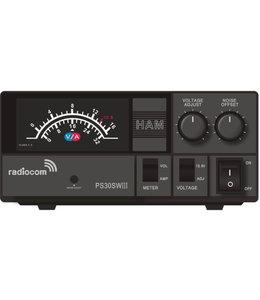 Radiocom Radiocom PS30 geschakelde voeding
