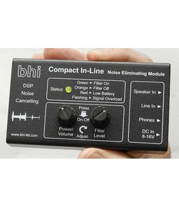 BHI Compact In-Line DSP noise cancelling module