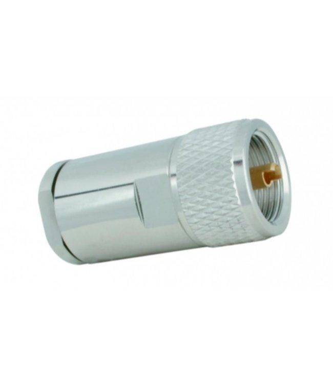 SSB UHF male Aircom/Ecoflex10
