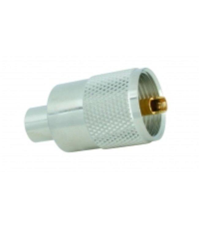 SSB UHF male Aircell-5/RG-58