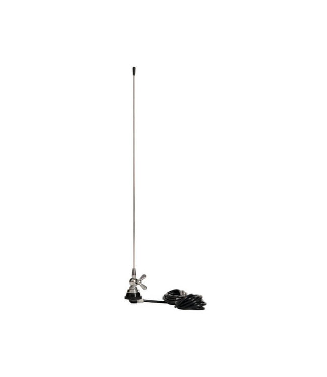 Scout KT-4: 1/4 golf mobiele VHF antenne