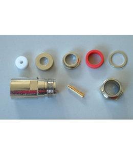 SSB N-female connector voor RG213
