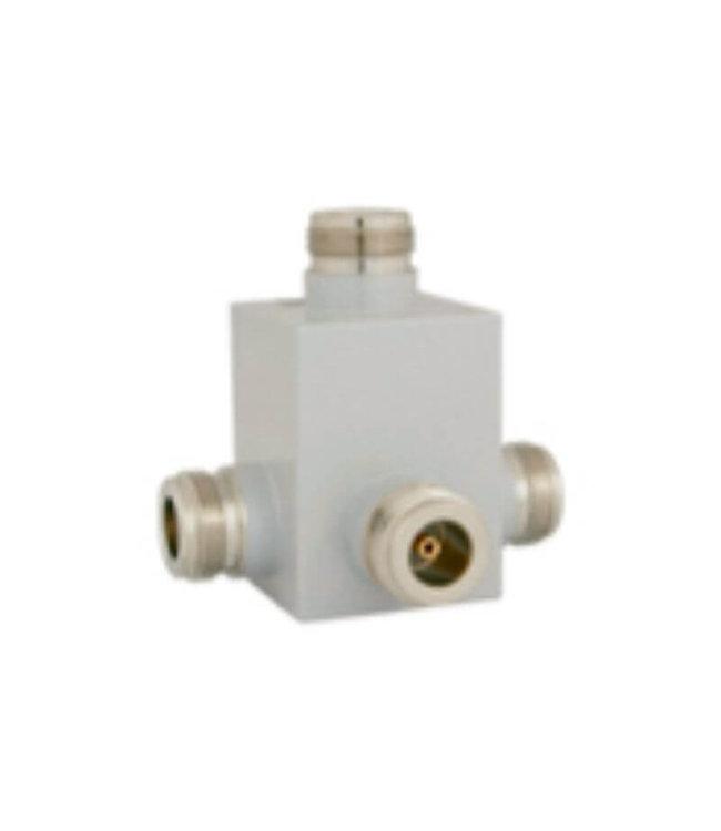 SSB 4 weg splitter/coupler 2.4 GHz