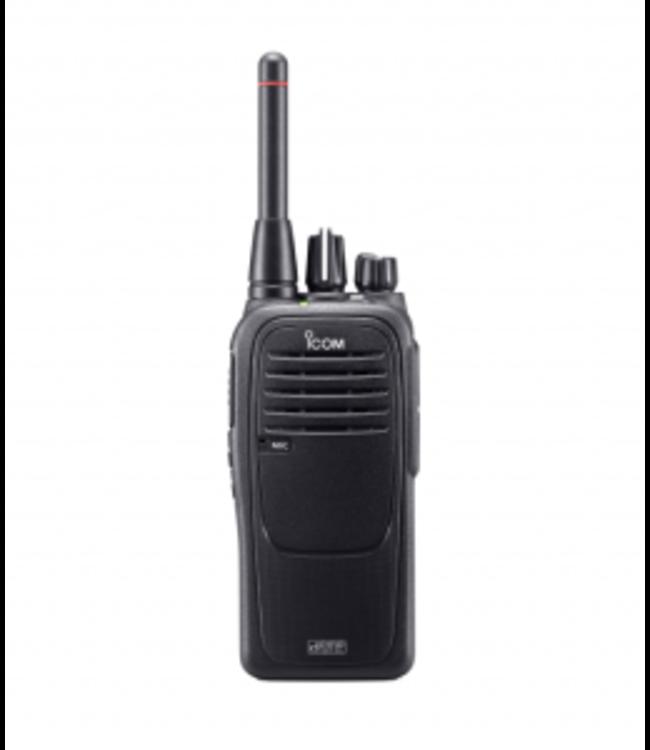 Icom Set van 6 IC-F29DR2 Portofoons