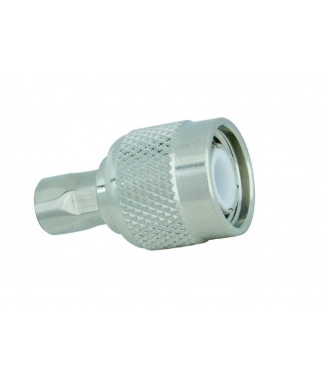 TNC-male H155/CLF240/Ecoflex-5, Crimp