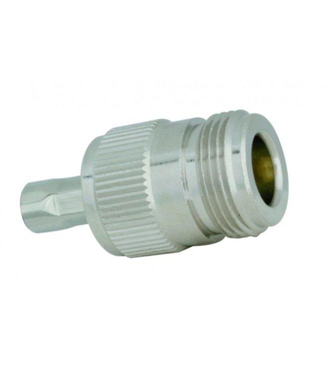 N-female H155/CLF240/Ecoflex-5, Crimp