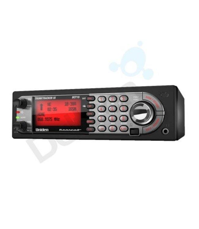Uniden-Bearcat BCT15X Scanner