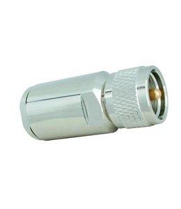 SSB UHF-Male connector Ecoflex-15/Plus