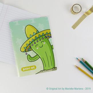 Buenos dias - Notitieboekje