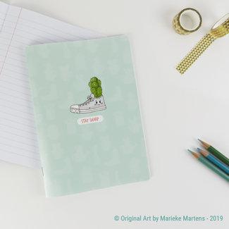 Cactus Shoe - Notebook