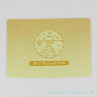 Summer Vibes - Postcard