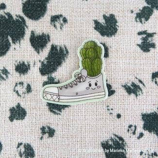 Cactus Cutie Shoe - Pin
